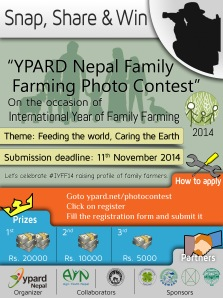 YPARD Nepal Photo Contest