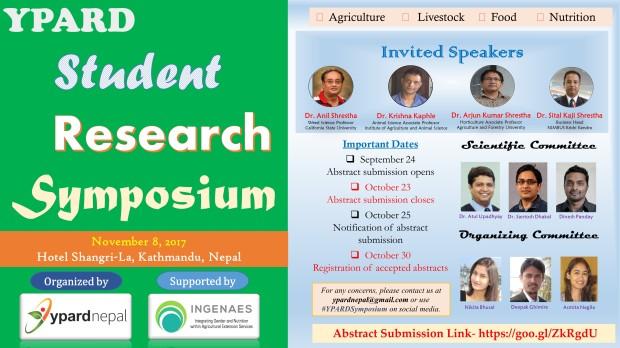 YPARD Symposium